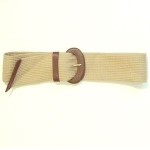Just In⌚NWT Banana Republic Woven Belt